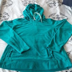 Columbia hooded fleece